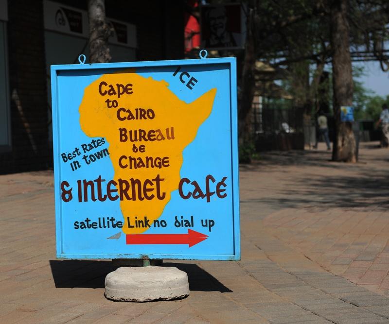 Internetová kavárna tudy